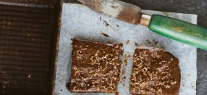 Pompoenbrownies-stevia-recept