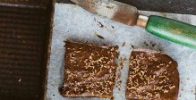 Brownies au potiron
