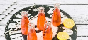 Rabarber-limonade-limonade
