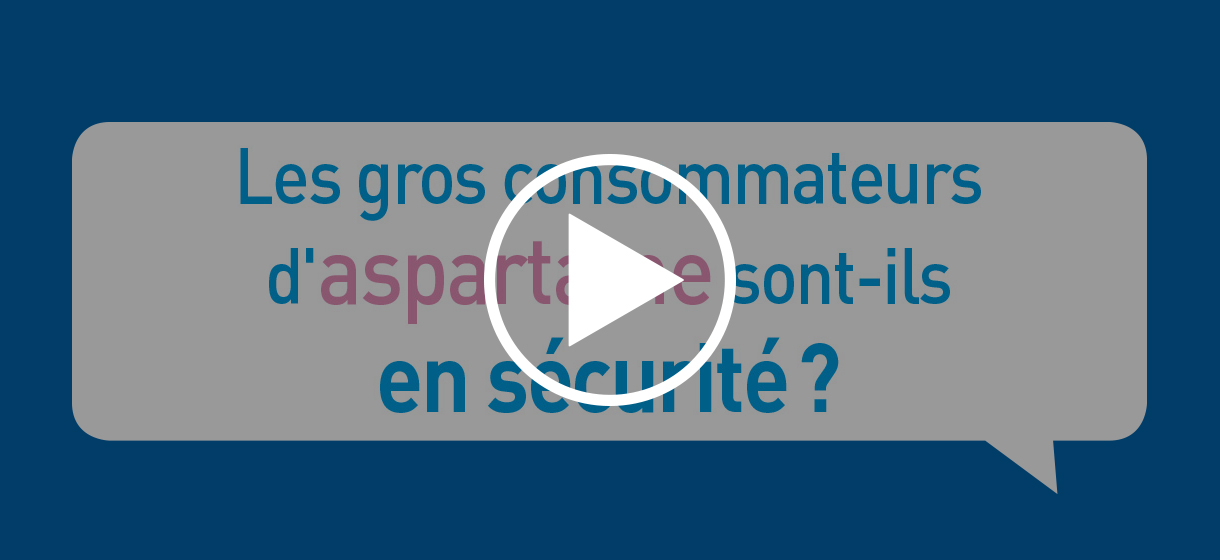 edulcorants-sécurité-aspartame