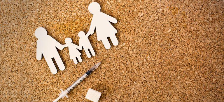Diabète: de bonnes habitudes pour toute la famille