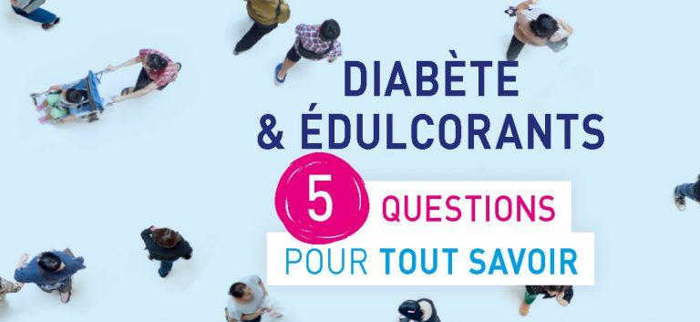 Faut-il faire attention aux édulcorants en cas de diabète?