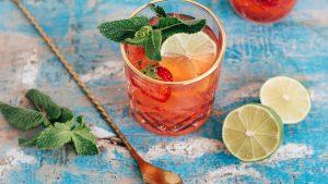 mojito-fraise-recette-sans-alcool