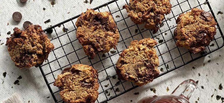 Cookies végan & sans gluten