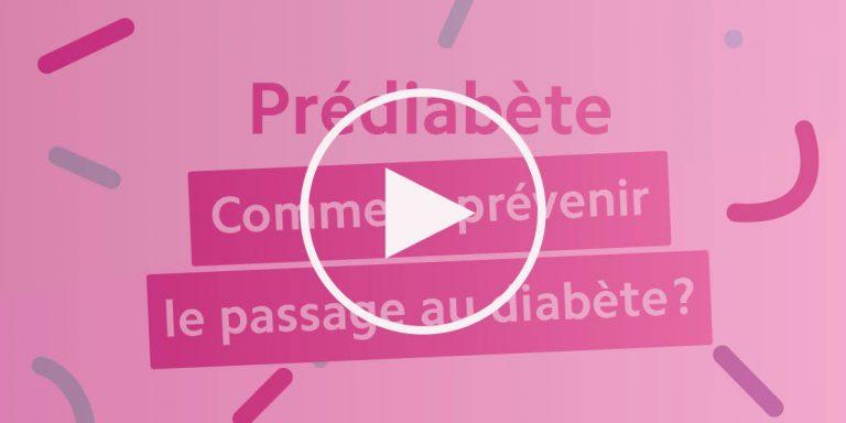 Prédiabète : comment prévenir le passage au diabète ?