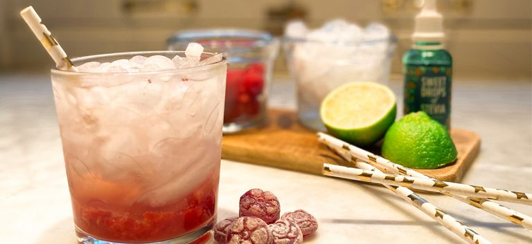 Mocktail Lazy Red Cheeks