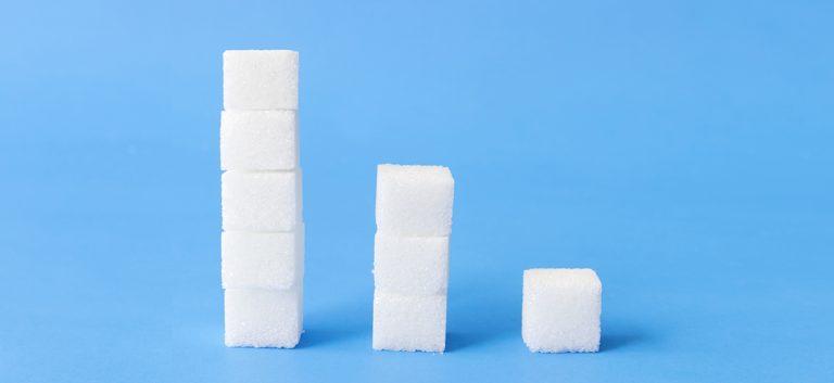 Moins de sucre dans la chaîne alimentaire